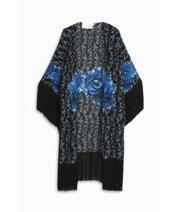 Athena Procopiou   Floral Kimono