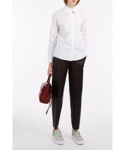 Rochas | Ruffled Collar Shirt Boutique1