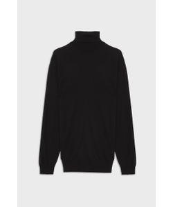 John Smedley   Mens Arlington Roll Neck Cashmere Pullover Boutique1