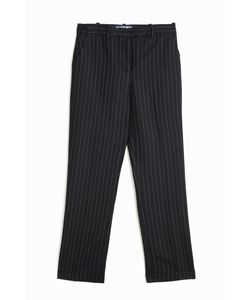 Jacquemus | Pinstripe Straight Trousers Boutique1