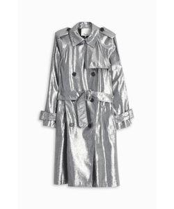 3.1 Phillip Lim | 3.1 Phillip Lim Womens Metallic Trench Coat Boutique1