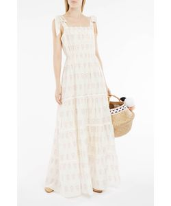 Athena Procopiou | Romantic Tiered Maxi Dress Boutique1