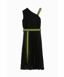 Christopher Kane | Womens Asymmetric Pleated Dress Boutique1