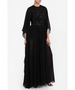 Elie Saab   Womens Wide Sleeve Dress Boutique1
