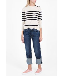 M.i.h Jeans | Womens The Phoebe Folded Cuff Jeans Boutique1