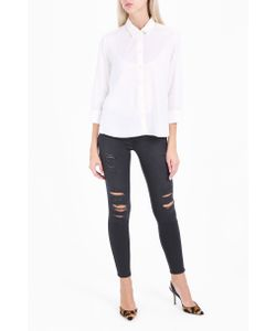 Frame Denim | Womens Le Skinny Quintin Shred Jeans Boutique1