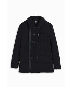 Y-3 | Mens Textured Zip Hoodie Boutique1
