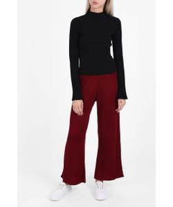 Rodebjer | Womens Ros Rib Knit Trousers Boutique1