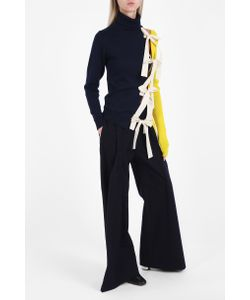 Jacquemus | Womens Triangle Panelled Trousers Boutique1