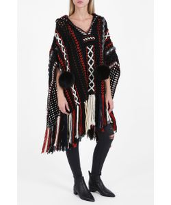 Spencer Vladimir | Womens The Roy Poncho Boutique1