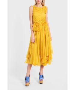 Rochas | Ruched Dress Boutique1