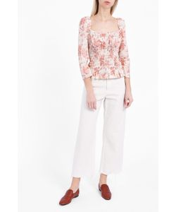 Brock Collection | Taylor Rose Print Top Boutique1