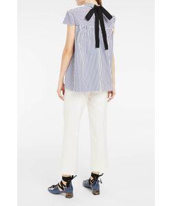 Erdem | Alyssa Striped Top Boutique1