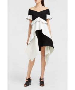 Proenza Schouler | Off-Shoulder Tiered Top Boutique1