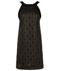 Martin Grant | Sequin Embroidered Dress