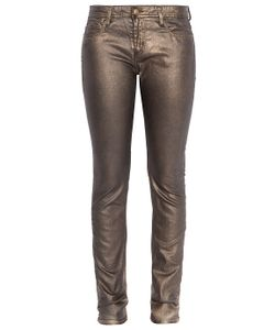 Faith Connexion | Metallic Skinny Jean