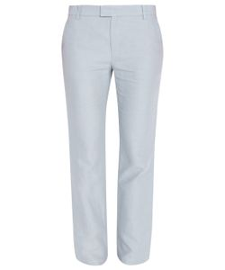 Band Of Outsiders   Linen Cotton Slim Pants