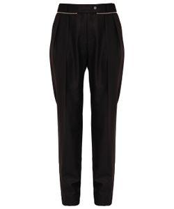 Preen by Thornton Bregazzi | Multi Zip Wool Pants