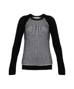 Jason Wu | Crochet Knit Sweater