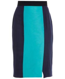 Roksanda   Norwood Color Block Skirt