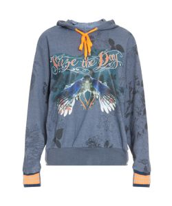 Preen by Thornton Bregazzi | Eve Bird/Rose Prnt Hoodie