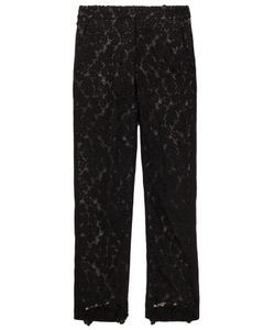 Erdem | Gianna Lace Straight Pant