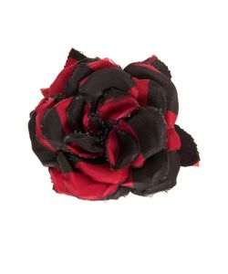 Alessandra Rich | Silk Flower Pin