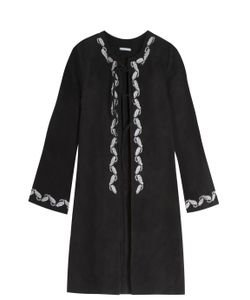 Alexa Chung for AG | Walker Embroidered Coat