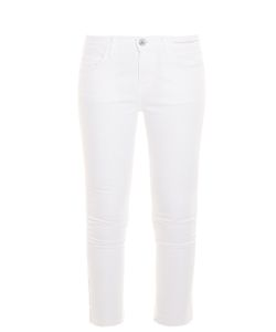 Current/Elliott | Cropped Jeans