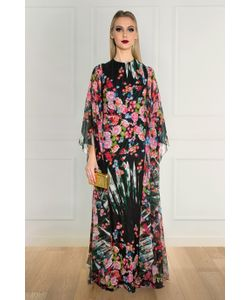 Elie Saab | Flower Kaftan Dress