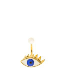Delfina Delettrez | Eye Pierced Earring