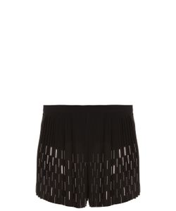Anthony Vaccarello | Embellished Skort