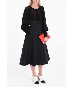 Martin Grant | Womens Balloon Sleeve Blouse Boutique1
