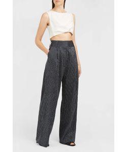 Rachel Comey | Argento Twist Crop Top Boutique1
