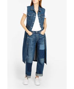 Citizens of Humanity | Womens Cora Patchwork Jeans Boutique1