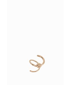 Maria Black | Womensplated Helix Twil Earrings Boutique1
