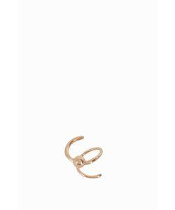 Maria Black | Womensplated Helix Twirl Earrings Boutique1