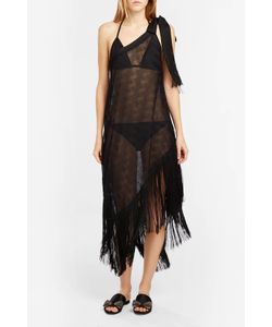 Missoni | Womens Asymmetric Fringed Dress Boutique1