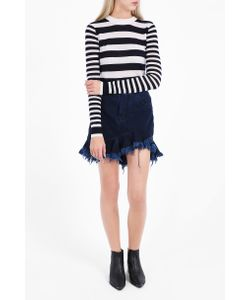 Joseph | Womens Cashir Striped Jumper Boutique1