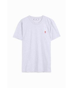 AMI Alexandre Mattiussi | Heart T-Shirt Boutique1