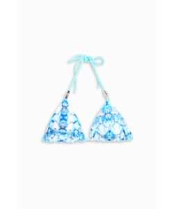 Heidi Klein | Reversible Palm Springs Bikini Top Boutique1