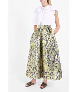 Delpozo | Brocade Trousers Boutique1