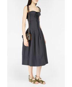 Brock Collection | Womens Sandra Boned-Waist Skirt Boutique1