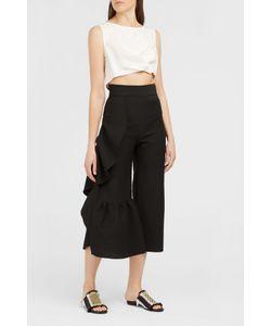 Rachel Comey | Revel Ruffle Detail Trousers Boutique1