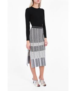 Proenza Schouler | Womens Geometric Striped Skirt Boutique1