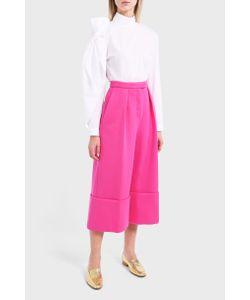 Delpozo | Womens Wide-Leg Trousers Boutique1