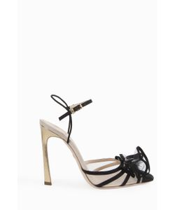 Giambattista Valli | Womens Pointed Ruffle Sandals Boutique1