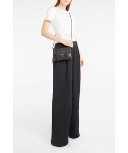 Tibi | Double Waist Wide-Leg Trousers Boutique1