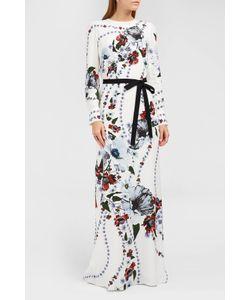 Erdem | Agnes Print Gown Boutique1