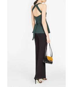 Rosetta Getty | Womens Apron Wraparound Top Boutique1